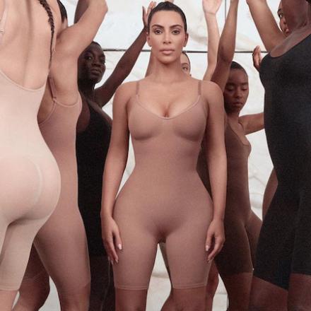 "Kim Kardasian ""Kimono"" Shapewear"