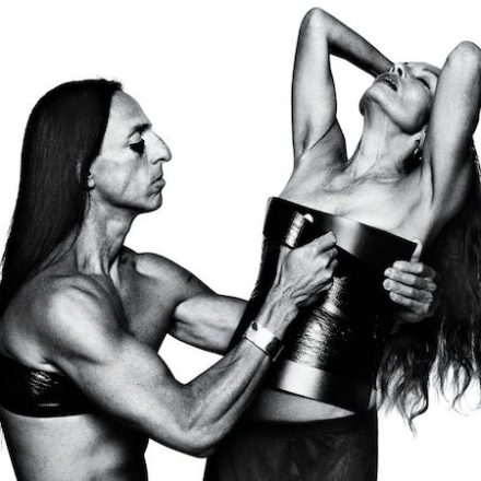Rick Owens launches Two Books