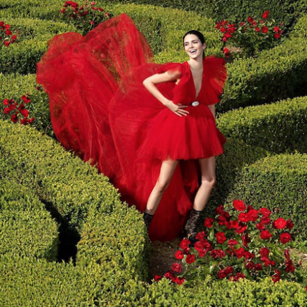 Giambattista Valli x H&M First campaign image