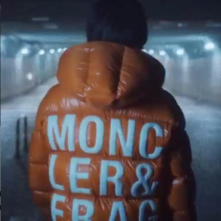 MONCLER x FRAGMENT