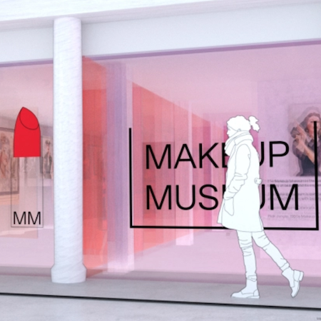 Makeup Museum is coming to NYC