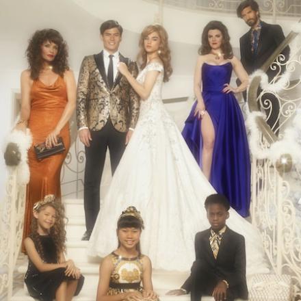 Versace Holiday Saga