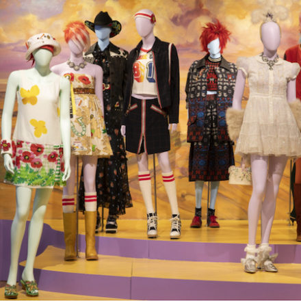 The World of Anna Sui at MAD
