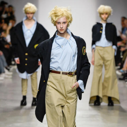 PFW SS20 – ANREALAGE
