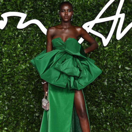 THE FASHION AWARDS 2019 Winners