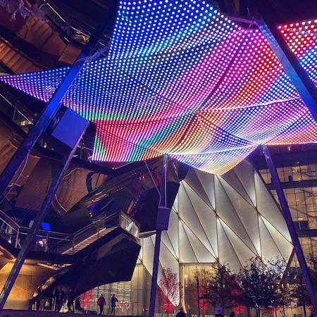 Hudson Yards – Shine On!