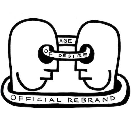 Official Rebrand – Age of Desire – tonight !