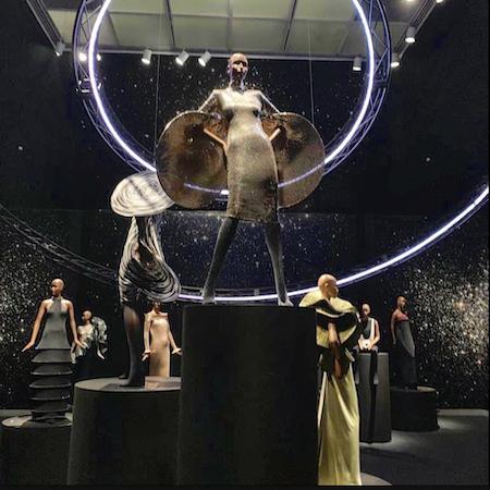 Pierre Cardin: Future Fashion at Brooklyn Museum