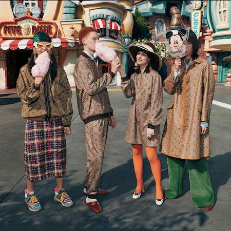 Disney x Gucci: The Collection