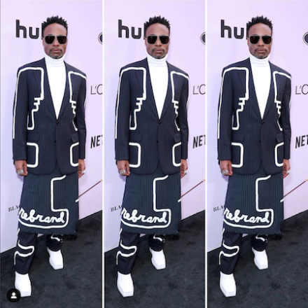 Billy Porter in Official Rebrand!