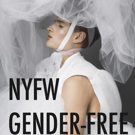 NYFW Gender-Free Pop-Up Shop