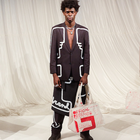 NYFWM  FW20 – Official Rebrand