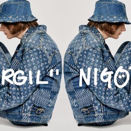 NIGO x Virgil Louis Vuitton LV² Collabo