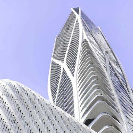David and Victoria Beckham's Zaha Hadid-designed Miami condo