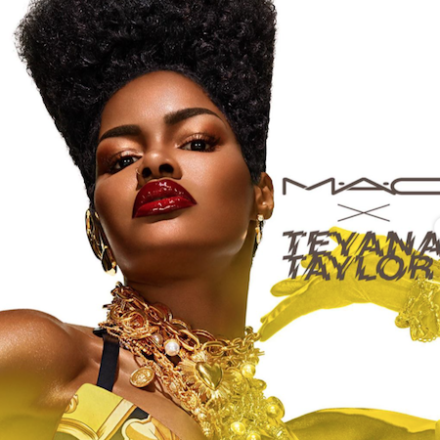 MAC x Teyana Taylor