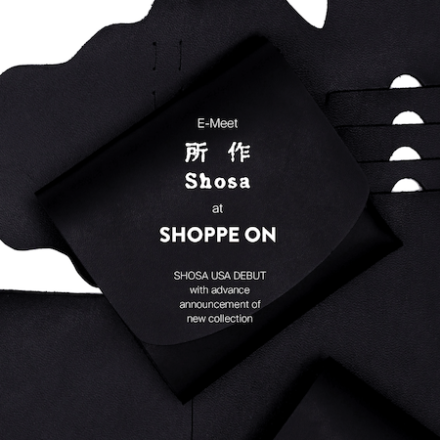 E Meet us at Shoppe On – now Live!