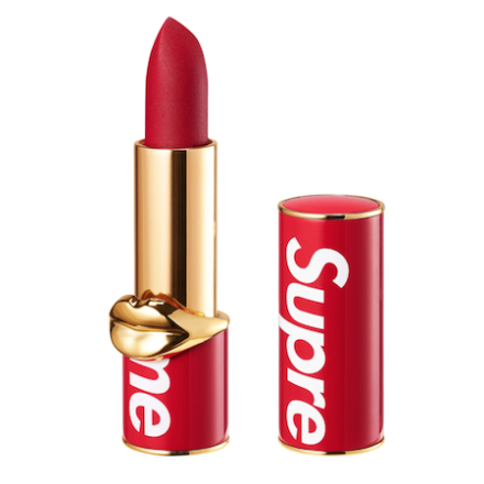 Supreme x Pat McGrath Red Lipstick