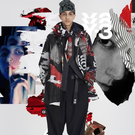 Y-3 FW 20 Collection Chapter 1