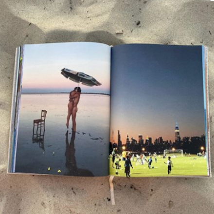 "JACQUEMUS' 2nd book ""IMAGES"""