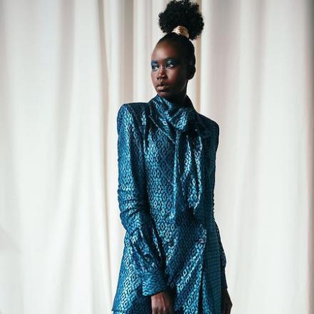 NYFW SS21 –  Harlem's Fashion Row (HFR)