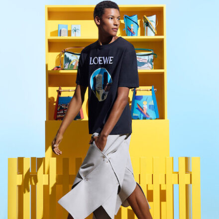 LOEWE Ken Price capsule collection
