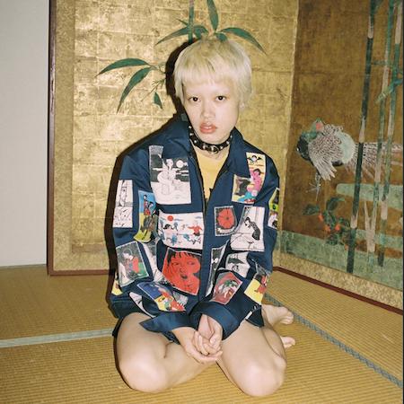 Supreme x Toshio Saeki