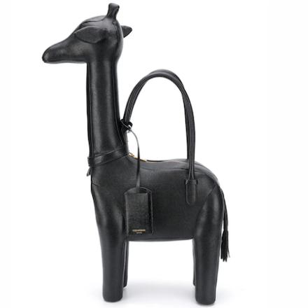 Thom Browne Fall 2020 animal icons