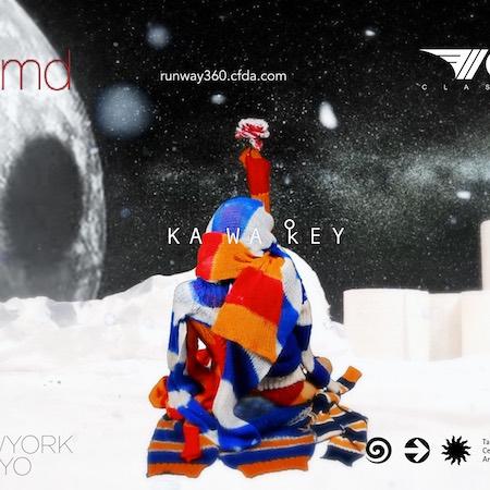 Ka Wa Key is coming back to NYFW FW21 !