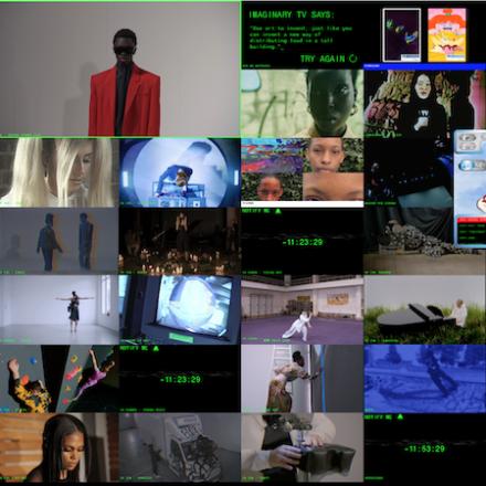 "Off-White™ ""Imaginary TV"""