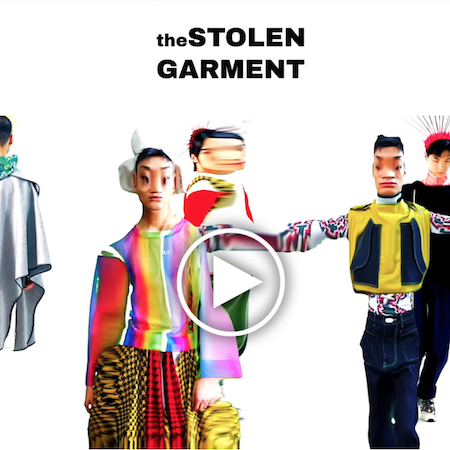 NYFW FW21 – The STOLEN GARMENT