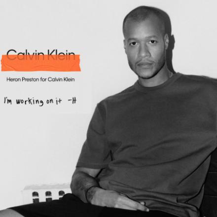 Heron Preston for Calvin Klein