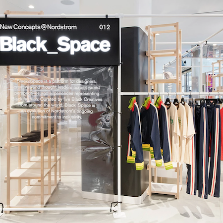 Nordstrom Black_Space