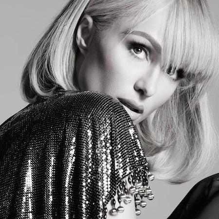 Paris Hilton for Lanvin