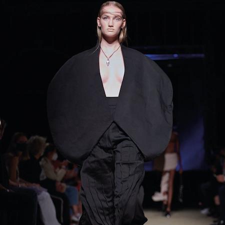 Istituto Marangoni Firenze 2021 fashion show
