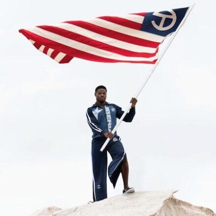 Telfar designs Liberia's Olympic Uniform