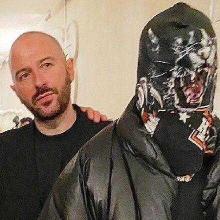 Demna Gvasalia + Kanye West