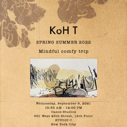 KoH T to coming back to NYFW!