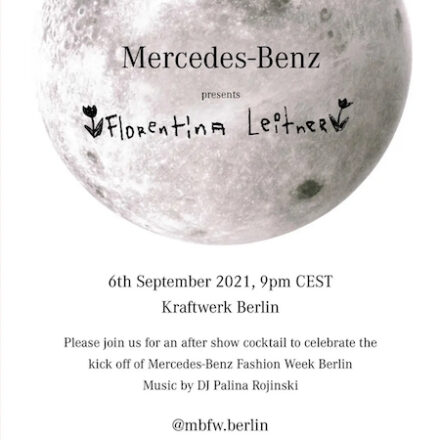 Florentina Leitner to be presented by Mercedes-Benz